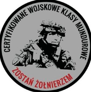 logo certyfikowanych klas mundurowych